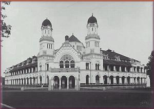 Lawang Sewu -- Semarang