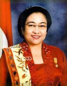 Biodata Presiden ke 5 RI Megawati Soekarno Putri
