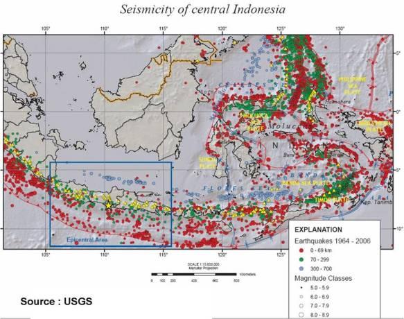 Gempa di Indonesia Karena Kutukan Tuhan?