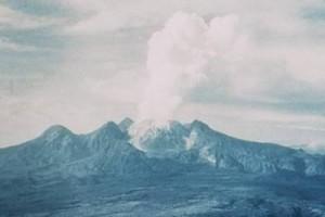 Letusan Gunung Berapi Terdahsyat