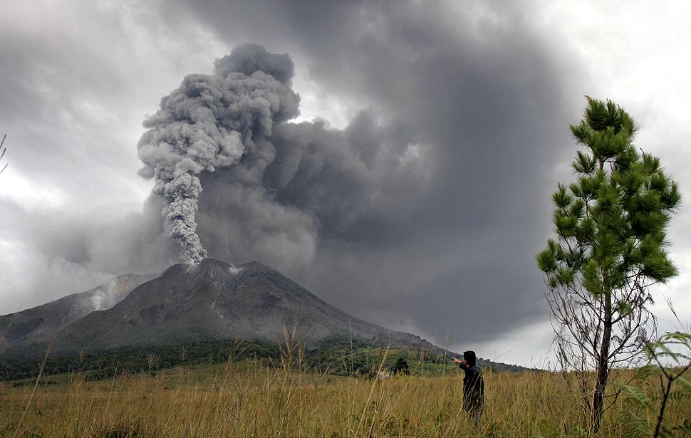 Mega Volcano