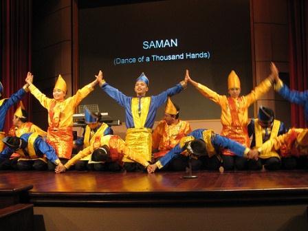unesco resmi akui tari saman sebagai warisan budaya dunia