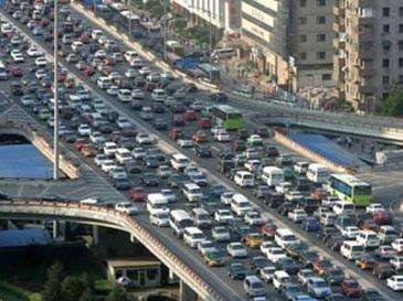 10 Kota Besar Dengan Masalah Kemacetan Parah - ARSIPMAYA.com