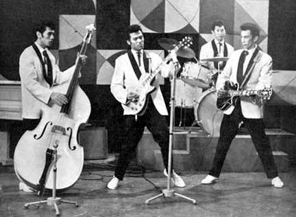 Mengenal Band Rock Tertua Di Dunia Asal Indonesia : The Tielman Brothers (1/6)