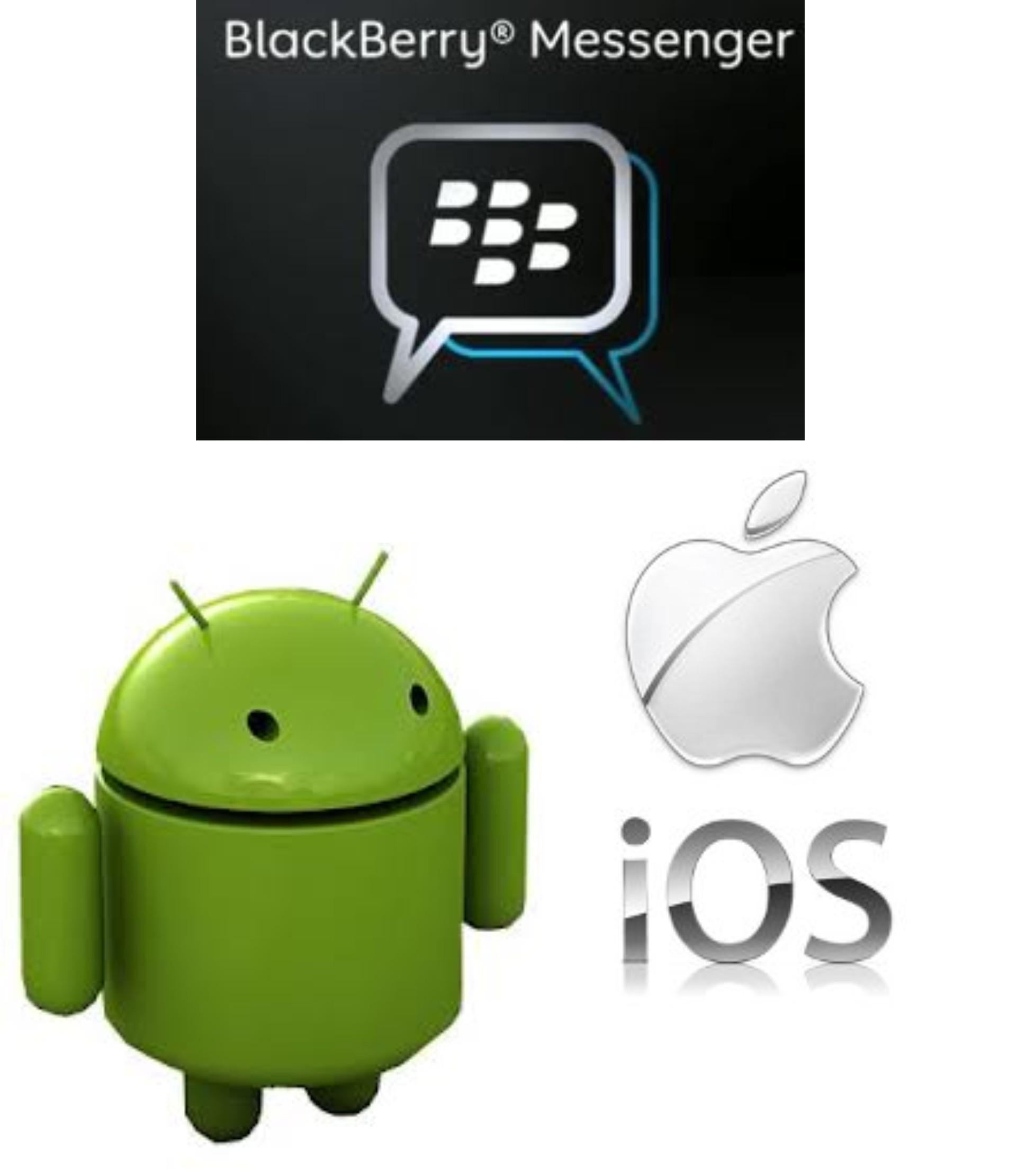 Cara Mudah Install BBM di Android dan iOS  dream indonesia