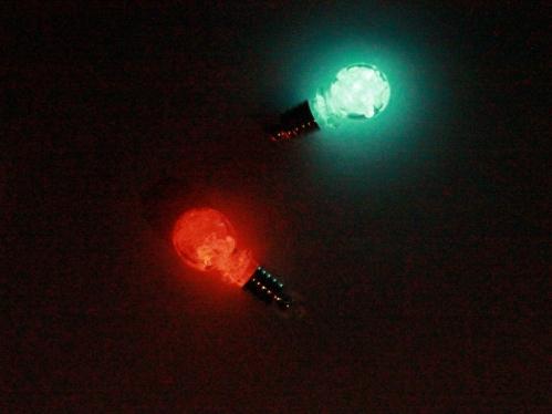 lampu bakteri