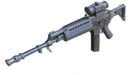 senjata pindad