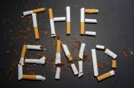 smoking the end